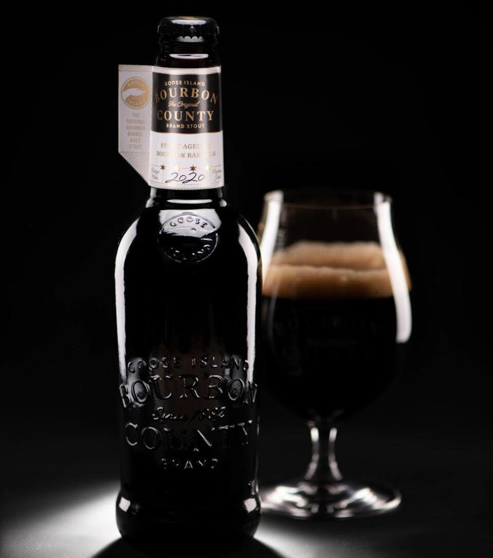 Goose Island County Stout