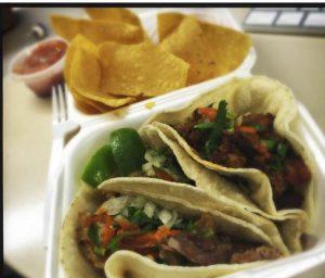 Carne Asada Tacos El Sol