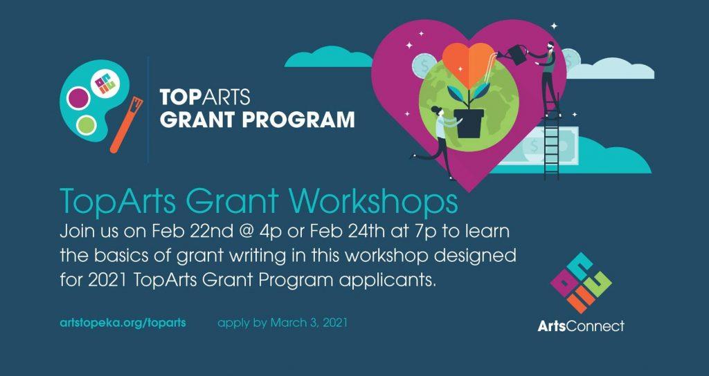 TopArts Grant Program