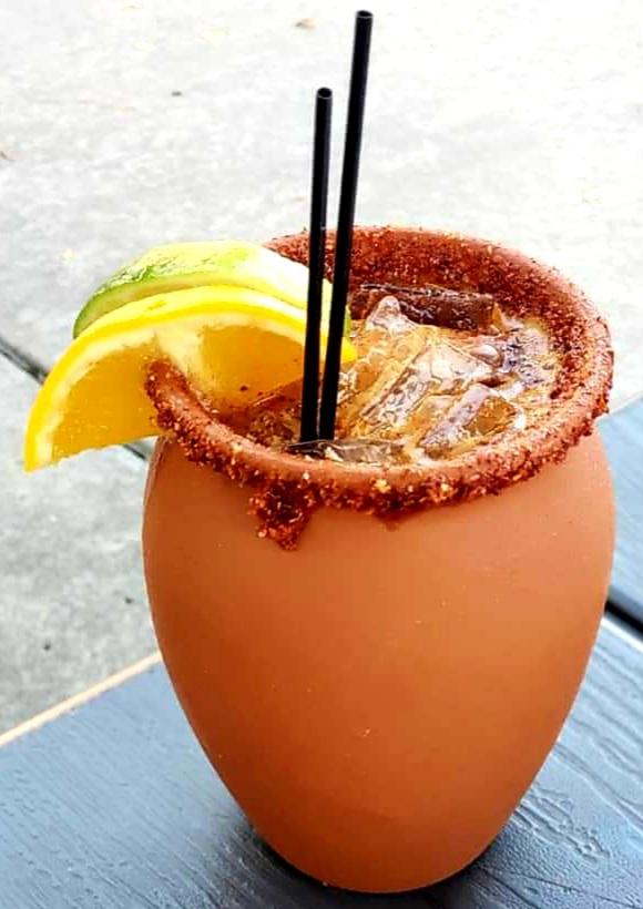 Los Mandiles Drink