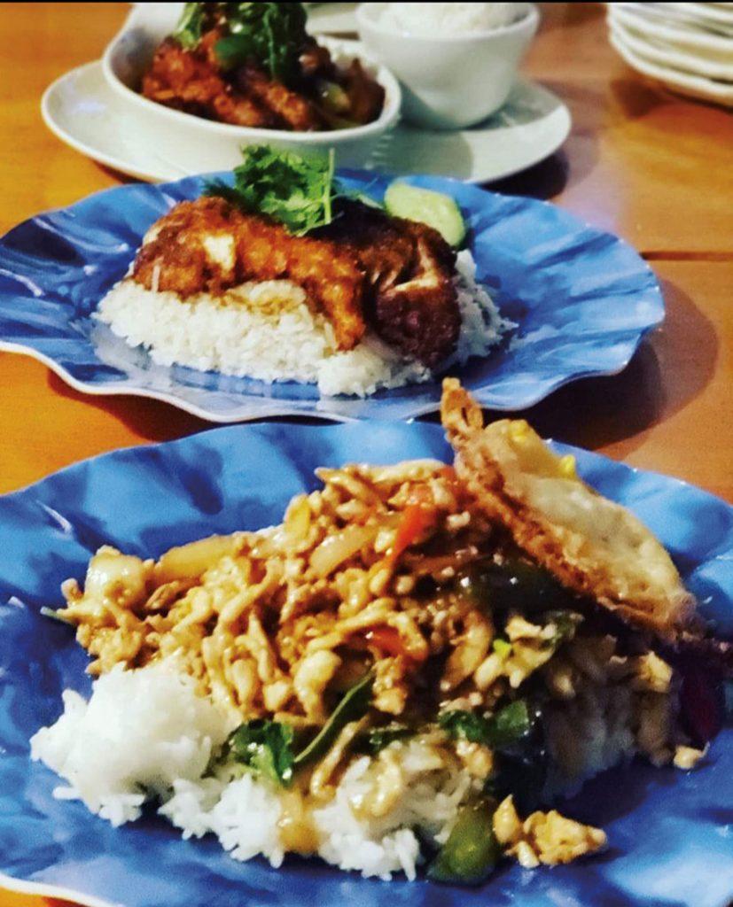 Jong's Main Dish